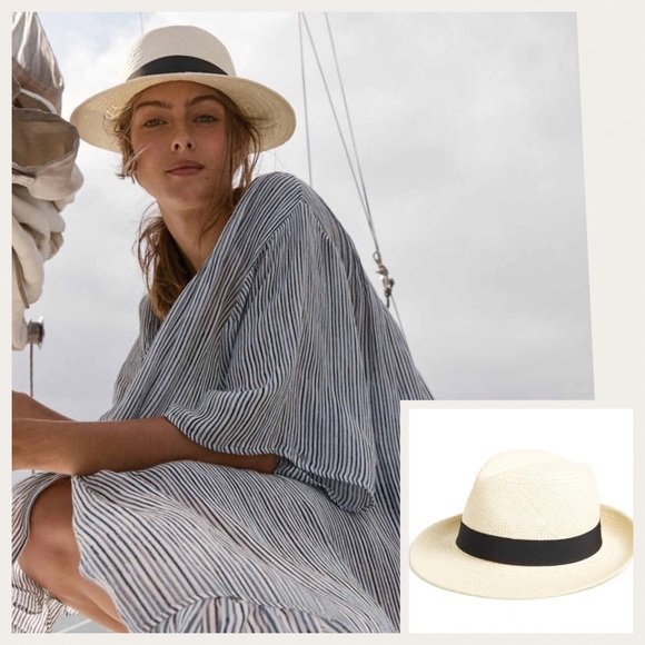 f676777285e NWT Nordstrom Panama Hat Mother s Day New